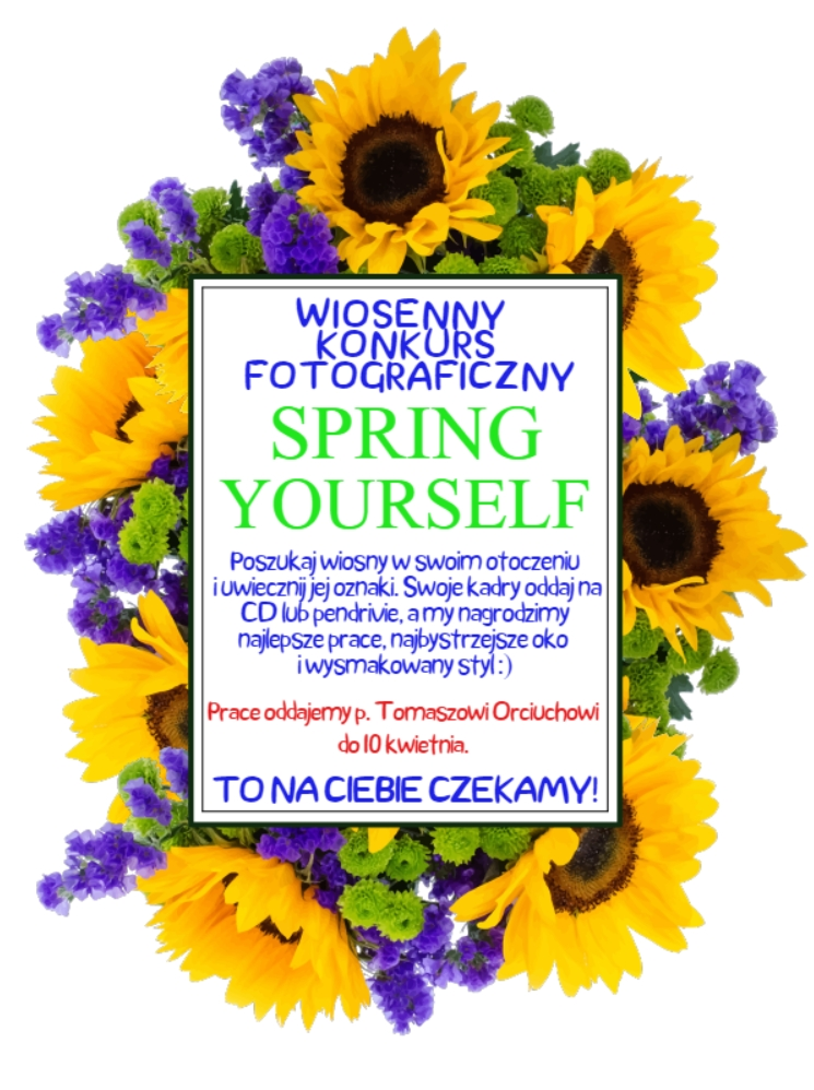 Spring_yourself
