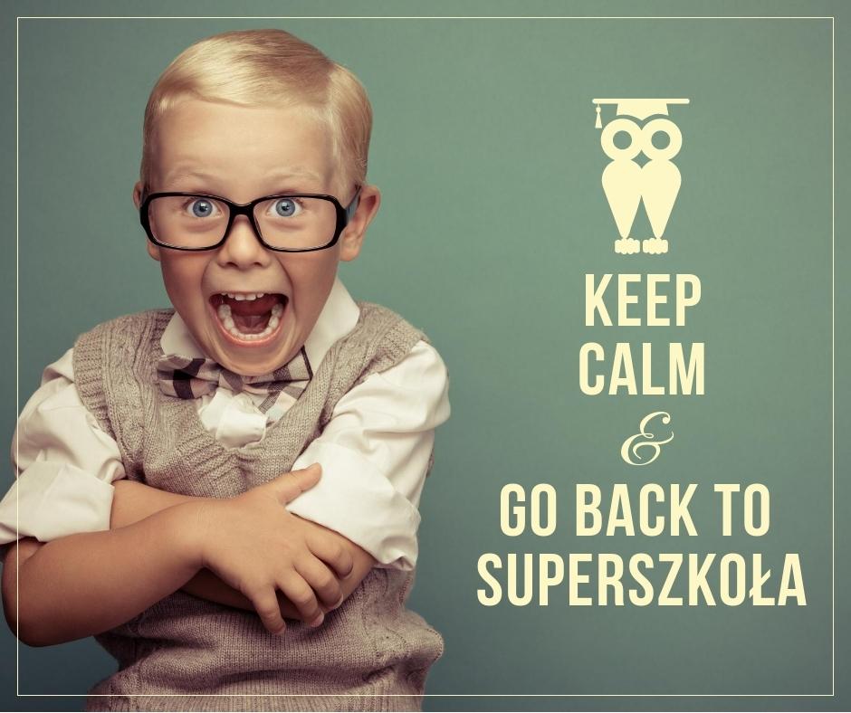 keep calm go back