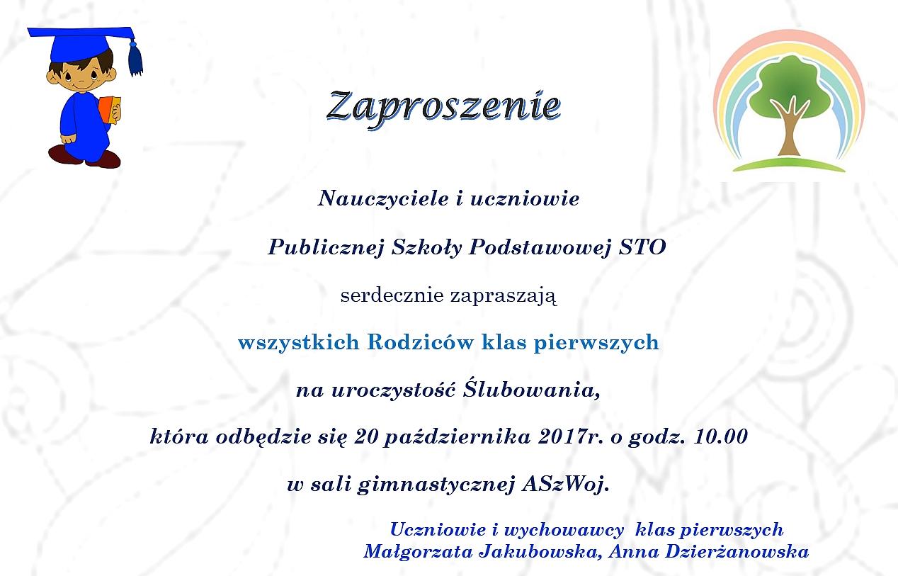 zaproszenie_slubowanie_1_2017