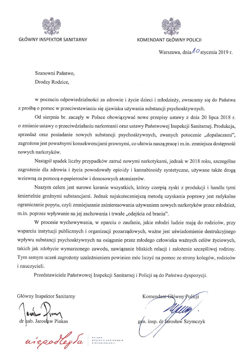 list_GIS_i_policji