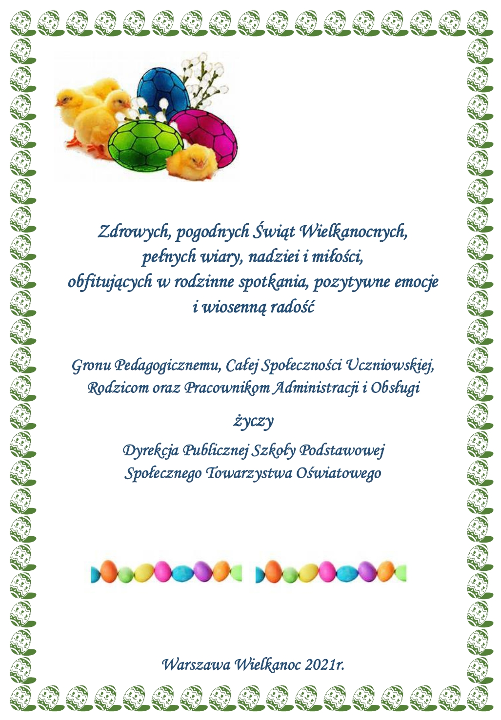 Wielkanoc_dyrekcja